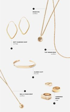 Jewelry Box We're obsessed with Nisolo's delicate ethical jewelry. - Minimalist jewelry lovers beware: You're about to fall in love. Urban Jewelry, Jewelry Ads, Jewelry Branding, Jewelry Design, Clean Gold Jewelry, Delicate Jewelry, Gold Jewellery, Red Jewelry, Web Design