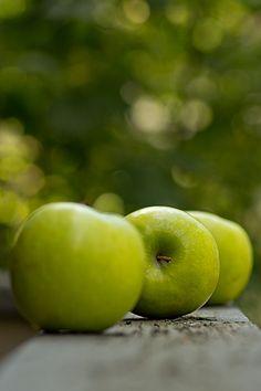 #apple #green