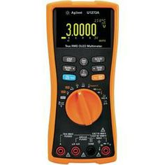 Agilent Technologies U1273A Digital-Multimeter, 30000 Counts OLED, CAT III 1000 V, CAT IV 600 V - Conrad.biz