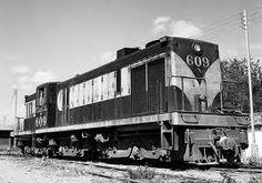 Locomotora serie 600, General Electric española.