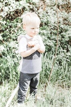 Boys fashion, spring style, monochrome, black and white, jcpenney, okie dokie, kids style, toddler clothes, backpack leash