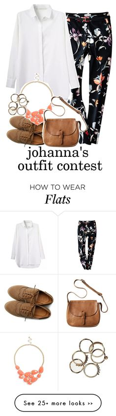 """johanna's outfit contest"" by meena-xo on Polyvore"