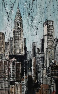 New York Cool - Original by Paul Kenton £3950
