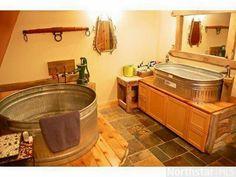 My dream bathroom! Yes please!