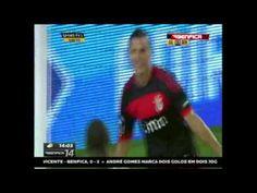 7ª Jornada Liga Zon Sagres 2012/2013     Gil Vicente 0-3 SL Benfica