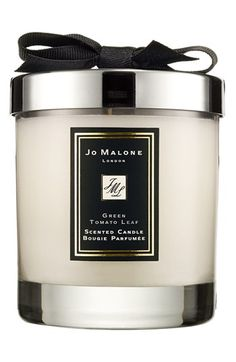 Jo Malone™ 'Just Like Sunday - Green Tomato Leaf' Candle - this smells so so so good.