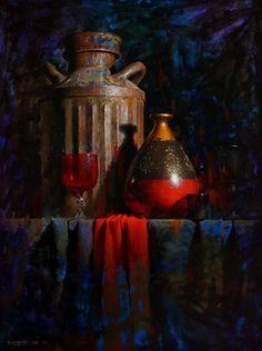 Beautiful Paintings by David Cheifetz