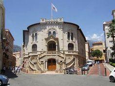 Palais de Justice in Monaco