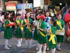 hong kong girl guides uniform