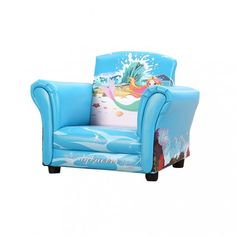 Suitable for ages 1 to 5 years old Ideal for your child's bedroom, playroom, or the living room Ergonomically streamlined design and soft backrest design for comfort Non-slip pad at the bottom to prevent scratching of the floor Storage Chair, Storage Drawers, Sofa Chair, Armchair, Leather Sofa Set, Sofa Colors, Cartoon Kids, Living Room Sofa, 5 Years
