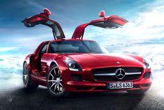 Mercedes-Benz SLS AMG Images, Photos & Pictures
