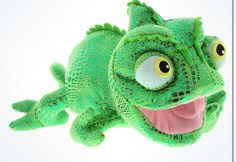 """Disney Parks 9"""" Pascal From Tangled Plush New With Tags"""