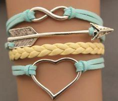 Spring/Summer bracelets