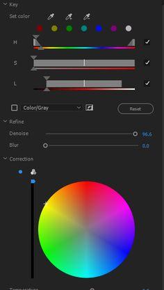 Deadpool premiere pro project template editing resources lumetri color in premiere pro cc spiritdancerdesigns Gallery
