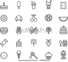Find Sweets & Candy icon set stock vectors and royalty free photos in HD. Explore millions of stock photos, images, illustrations, and vectors in the Shutterstock creative collection. of new pictures added daily. Candy Icon, Cake Stock, Wordpress Website Design, Food Icons, Social Media Logos, Logo Design Inspiration, Icon Set, Royalty Free Stock Photos, Sweets
