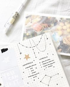 bujo idea: decoration