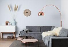 Op onze wishlist: De booglamp - Alles om van je huis je thuis te maken   Homedeco.nl