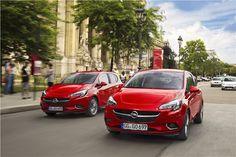 Opel apresenta quatro estreias mundiais no Salão de Paris