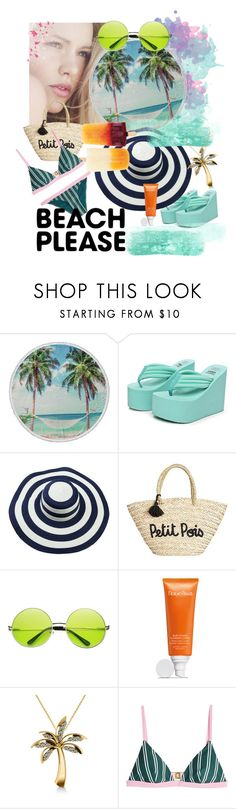 """""""Trendy"""" by noelia-ferreiro ❤ liked on Polyvore featuring Enchanté, Amie, Natura Bissé, Allurez and Rye"""