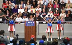 Freedom Girls sue Donald Trump because he hired them to dance at 2 events and he never paid them for either event or their travel