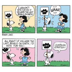 Peanuts Politics
