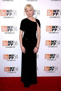 'Certain Women' Film Premiere in New York: Michelle Williams