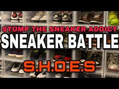 Sneakers Fashion, Battle, Addiction, Youtube, Youtubers, Youtube Movies