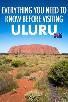 Everything You Need To Know Before You Visit Uluru Australia Travel Guide, Perth Australia, Student Travel, Travel Photographer, Stargazing, Travel Guides, Traveling By Yourself, National Parks, Spiritual