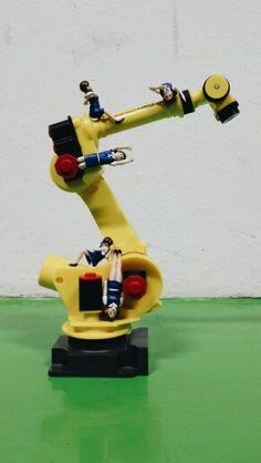 Fuchiko with fanuc robot