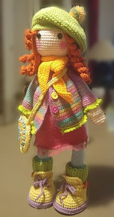 Mesmerizing Crochet an Amigurumi Rabbit Ideas. Lovely Crochet an Amigurumi Rabbit Ideas. Crochet Pattern Free, Crochet Dolls Free Patterns, Amigurumi Patterns, Cute Crochet, Amigurumi Doll, Crochet Crafts, Crochet Doilies, Doll Patterns, Crochet Toys