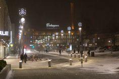 My hometown Tampere at wintertime. - foto Harri Tuominen