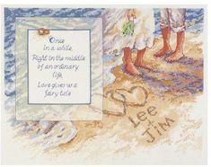 Beach and Ocean - Cross Stitch Patterns & Kits