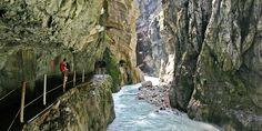 Germany - Garmisch Partenkirchen - Partnachklamm