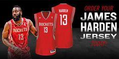 James Harden Jersey