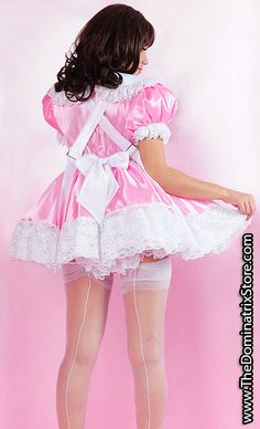 Dipsy Adult Baby Dress  re-pinned by Poppie at http://adultlittlegirl.com