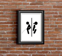 Bathroom Wall Decor Bathroom Art Print Instant by GogaPrintables