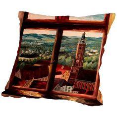 Brayden Studio Markus Bleichner Loaiza Throw Pillow Size: