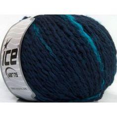 Assurdo Wool gyapjú fonal kék-türkiz