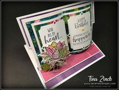 The Serene Stamper: Search results for Open Book Fun Fold Cards, Pop Up Cards, Folded Cards, Hand Made Greeting Cards, Anna Griffin Cards, Up Book, Shaped Cards, Easel Cards, Stamping Up Cards
