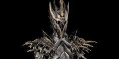 「指輪物語」サウロンの第一紀の鎧