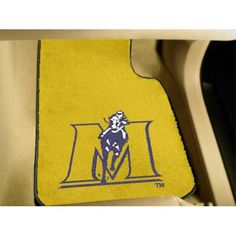 Murray State Racers NCAA Car Floor Mats (2 Front)