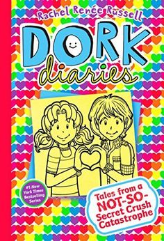 Dork Diaries 12: Tales from a Not-So-Secret Crush CatastropheThis gift list is loaded with all the gift ideas, beauty products, crafts, outdoor activities and more. Everything for the tween girl artist or tomboy or girlie girl. There's a gift for every ki