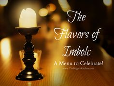 This Imbolc menu is filled with flavorful foods you will love to share with your family and friends.