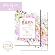 Baby Shower party pr