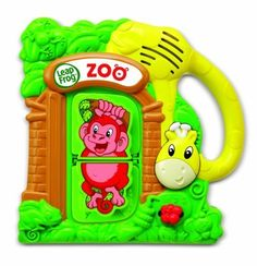 LeapFrog Magnet? Zoo Animal Playset by LeapFrog - Click image twice for more info - See a larger selection of leap frog at http://zkidstoys.com/product-category/leap-frog/ - baby,kids, child, children, toddler, nursery, baby educational toys, children toys, kids toys, kids gift ideas, christmas 2014, holiday gift ideas, educational toys