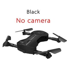 2017 Drone Folding Quadrocopter 3MP Camera With Wifi Real-time Flashing Light RC Helicopter camera drone remote control toys