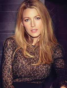 Blake Lively - one of my favorite picture of her–{ Blake Lively - Perfection }–