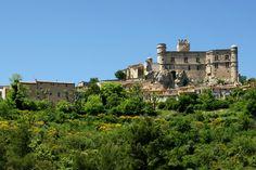 Le château du Barroux : Balade en Pays d'Avignon - Linternaute