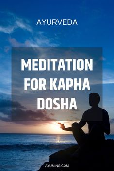 Kaphas will benefit from the daily practice of a form of meditation that also stimulates the body. Such practice will bring a renewed sense of purpose and vigour to a Kapha, as well as encouraging healthy circulation of both blood and energy, through the circulatory and the meridian systems.  #ayurveda  #ayurvedicliving  #ayurvedalifestyle  #ayurvedaforlife  #ayurvedicmedicine  #doshas #pranayama  #Kapha  #Pitta  #Vata #meditation Meditation Mantra, Kundalini Meditation, Meditation Benefits, Mindfulness Meditation, Morning Meditation, Ayurvedic Diet, Ayurvedic Medicine, Holistic Medicine, Ayurveda Lifestyle