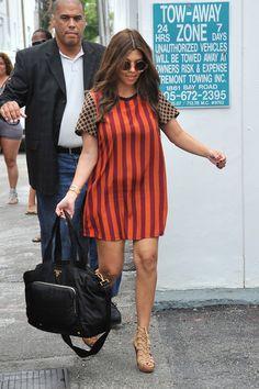 Kourtney Kardashian Photos Photos: The Kardashians Head to DASH Miami Kardashian Photos, Kardashian Style, Kardashian Jenner, Kourtney Kardashion, Yummy Mummy, Celebs, Celebrities, Style Icons, Girl Fashion